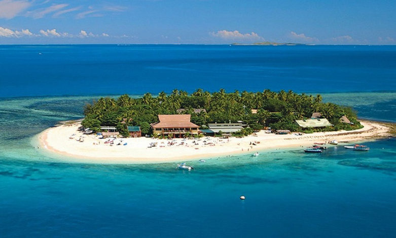 Tropical Island Beach Ambience Sound: Fiji Hotel And Tourism Association