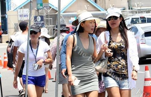Record number of visitor arrivals in October
