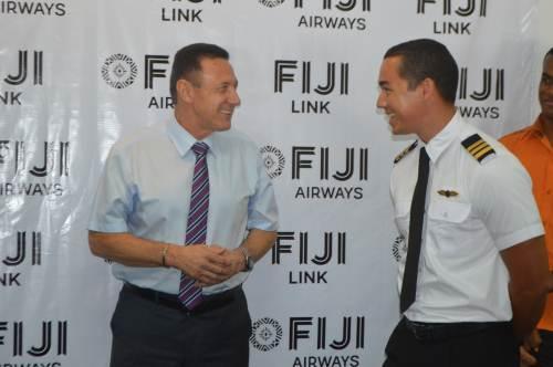 Letter Code For Fiji Airways