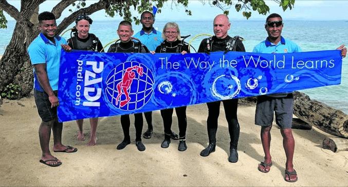 Toberua Island Resort awarded top dive accolade