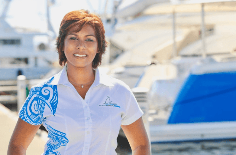 Cynthia Rasch First Internationally Certified Marina Manager in Fiji and the  Pacific Islands