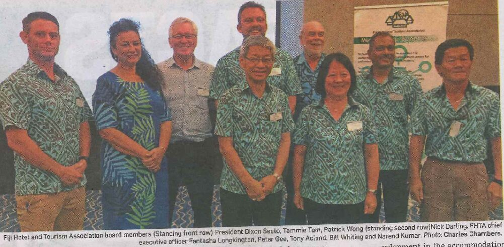 Fiji Hotel and Tourism Association hosts 54th Annual General Meeting